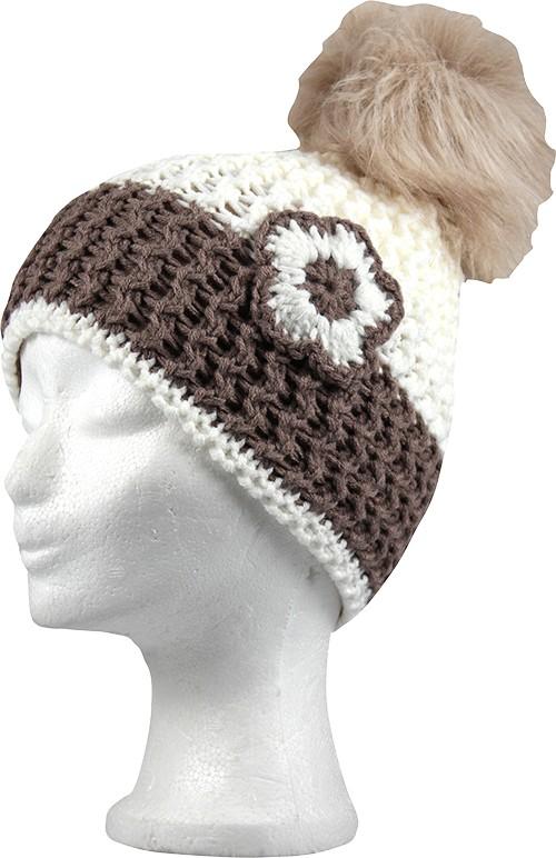 VIGNALA dětská pletená čepice Voxx
