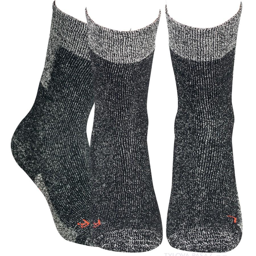 Outdoorové bavlněné ponožky RS