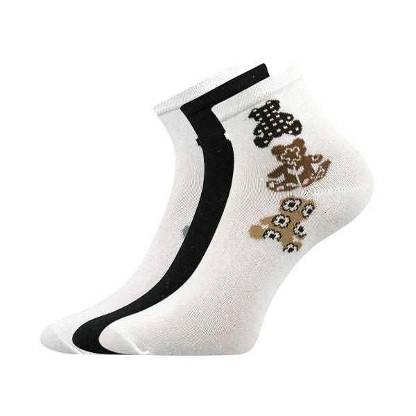 STELA vzorované ponožky Boma - MIX 14 - Ponožkožrout.cz - ponožky ... 0ed908bc66