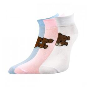 STELA vzorované ponožky Boma - MIX 15 - Ponožkožrout.cz - ponožky ... 72635c7982