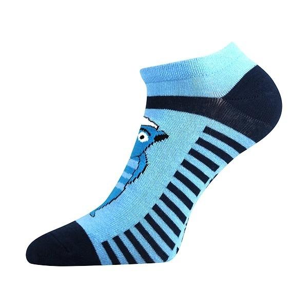 c0cb865a173 HIHLÍK barevné ponožky k filmu Lichožrouti - vzor S - Ponožkožrout ...