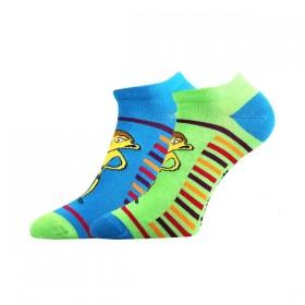 e9cfc485fa3 RAMSES barevné ponožky k filmu Lichožrouti - vzor S - Ponožkožrout ...