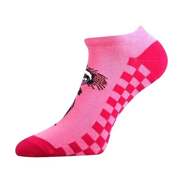 52a9ce5d1cc ŽILETKA barevné ponožky k filmu Lichožrouti - vzor S - Ponožkožrout ...
