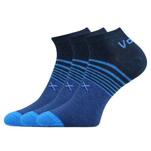 REX 09 sportovní kotníčkové ponožky Voxx