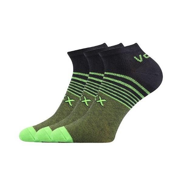 2ec6e31c595 REX 09 sportovní kotníčkové ponožky Voxx - Ponožkožrout.cz - ponožky ...