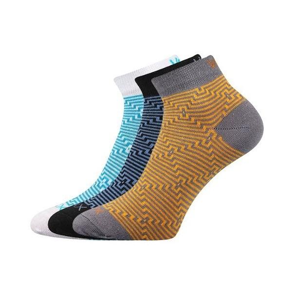 e0fbc8c8b65 MAXIM 01 barevné kotníčkové ponožky Voxx - Ponožkožrout.cz - ponožky ...