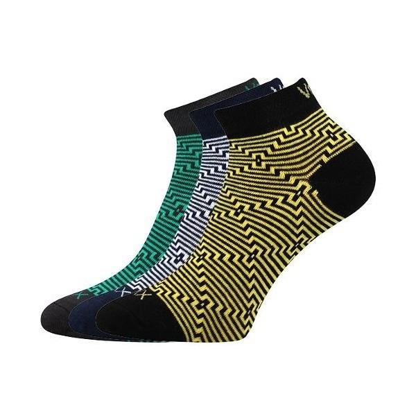 MAXIM 01 barevné kotníčkové ponožky Voxx - Ponožkožrout.cz - ponožky ... c68b57db1f