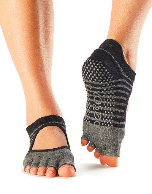 BELLARINA bezprstové protiskluzové ponožky ToeSox - NEW 2017