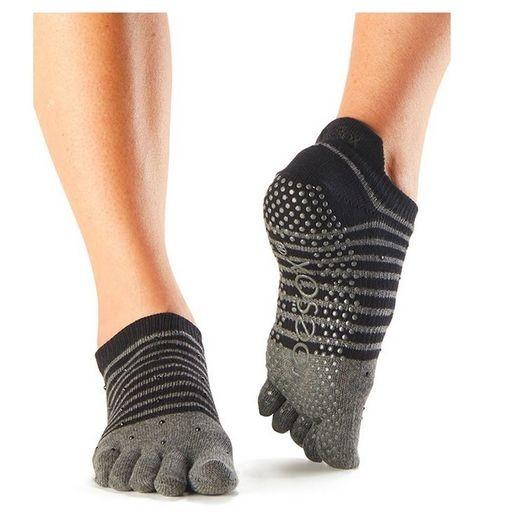 LOW RISE prstové protiskluzové ponožky ToeSox - NEW 2017