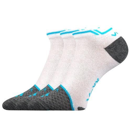REX 08 sportovní kotníčkové ponožky Voxx