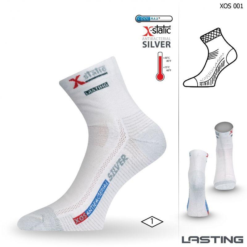 XOS trekingové ponožky Lasting