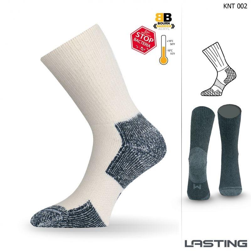 KNT trekingové ponožky Lasting