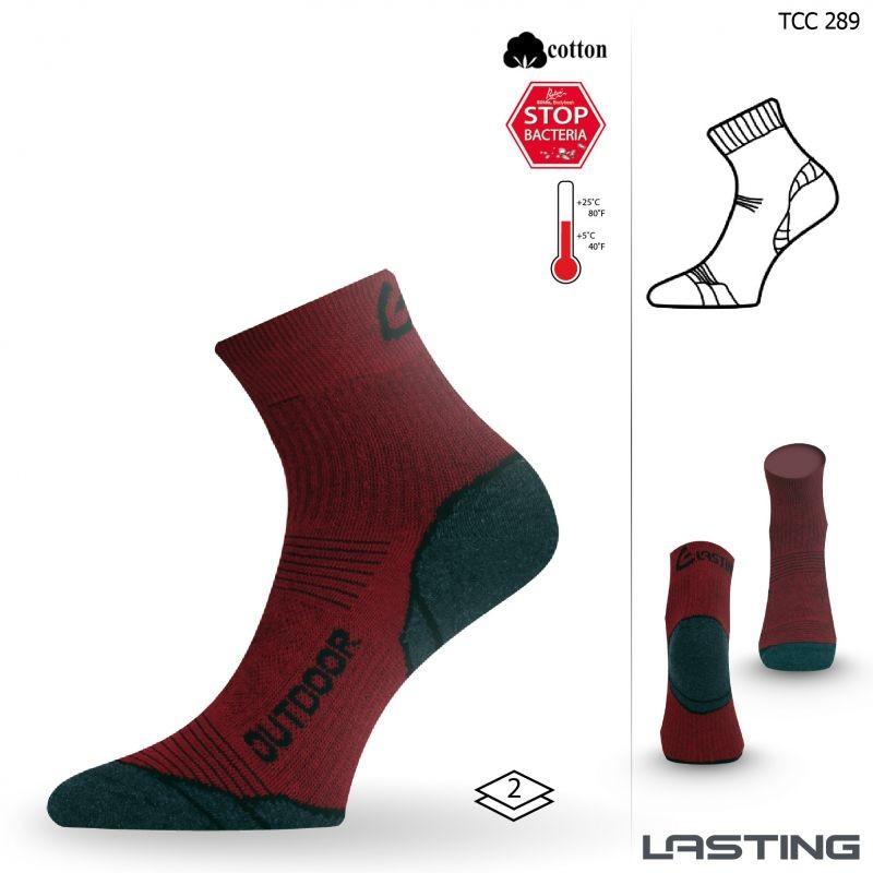 TCC trekingové ponožky Lasting