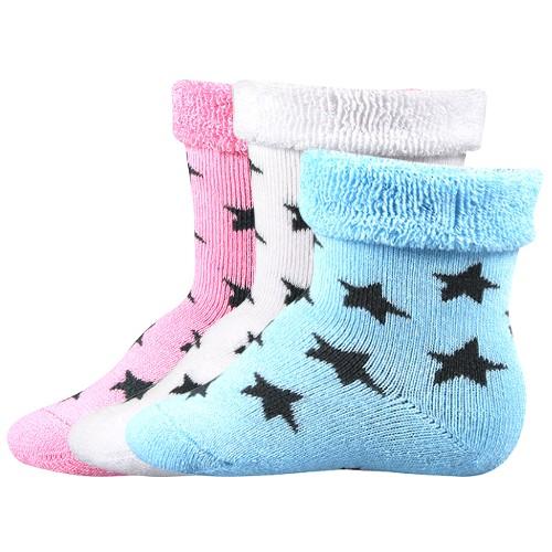 PIHU kojenecké ponožky Voxx