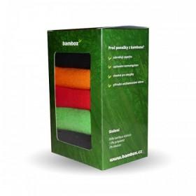 Dárková krabička BAMBOX - Ponožkožrout.cz - ponožky a78104d88e