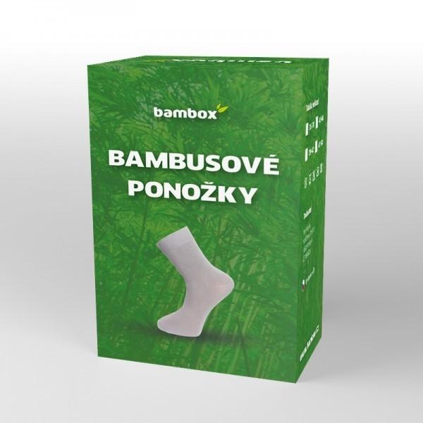 Dárková krabička BAMBOX · Dárková krabička BAMBOX. Dárková krabička s  okénkem pro ponožky Bambox aeb829981c