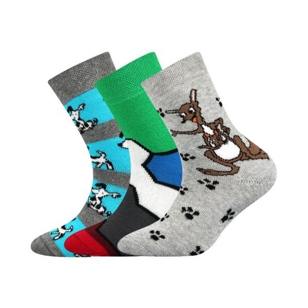 SIBIŘ dětské froté ponožky - MIX 05 - Ponožkožrout.cz - ponožky ... f3cabc05b3