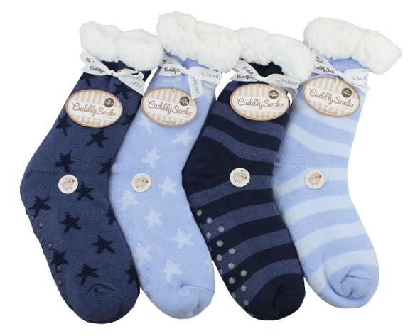 Dámské extra teplé domácí ponožky Taubert17