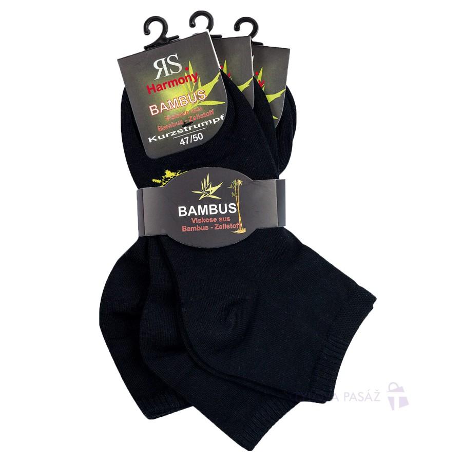Pánské nadměrné letní kotníkové bambusové RS