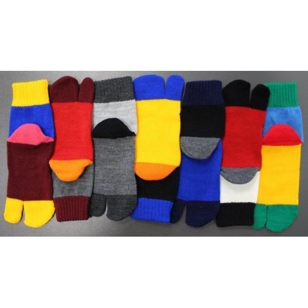 AKRYL PALEC barevné prstové ponožky Boma - Ponožkožrout.cz - ponožky ... efe6401052