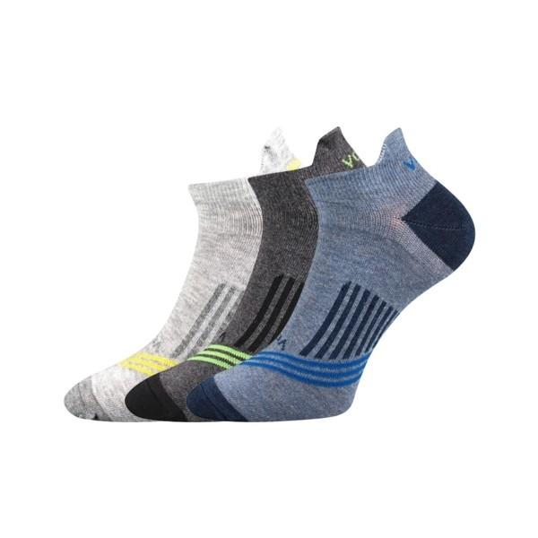 fb70ee4ff9f REX 12 sportovní kotníčkové ponožky Voxx - Ponožkožrout.cz - ponožky ...