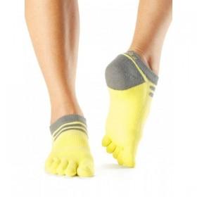 MEDIUMWEIGHT NO SHOW sportovní prstové ponožky ToeSox - Ponožkožrout ... a944d83f68
