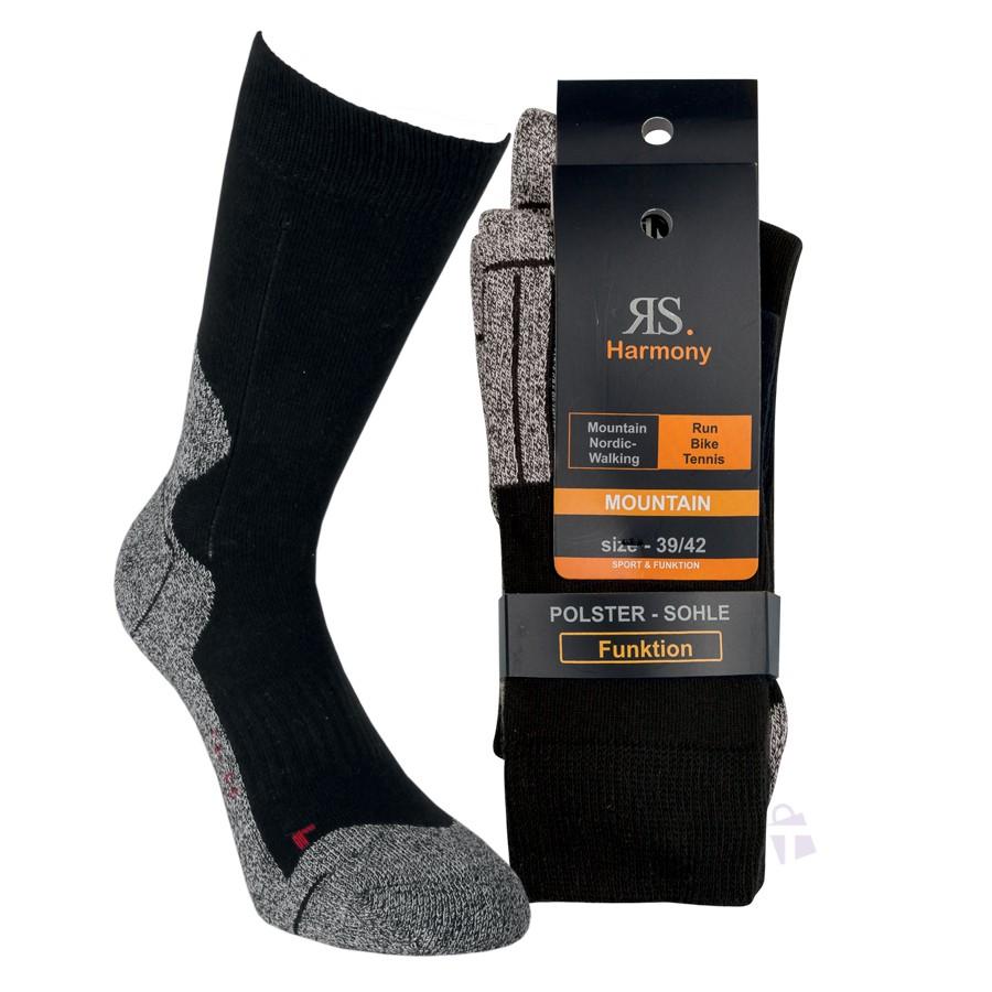 Sportovní froté termo ponožky RS