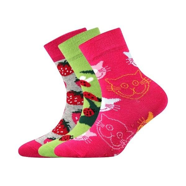 ca9eba54078 FILIP ABS protiskluzové dětské ponožky Boma - ZVIRATKA ...