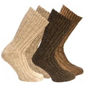 Super teplé vlněné ponožky s alpa vlnou RS - Ponožkožrout.cz ... 9499357780