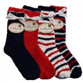 Luxusní spací žinilkové ponožky TAUBERT - Ponožkožrout.cz - ponožky ... 4c7135ec85