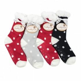 Dámské extra teplé domácí ponožky s protiskluzem Taubert17 ... a06acd08b1