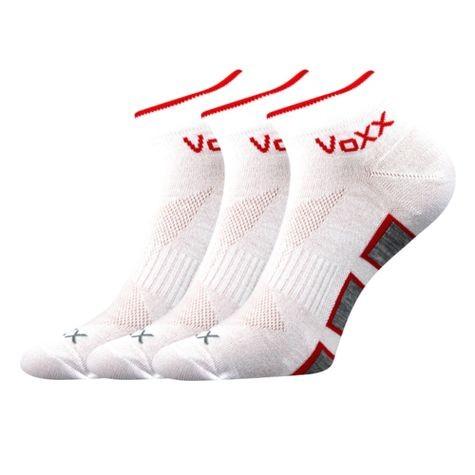 DUKATON kotníčkové sportovní ponožky se stříbrem Voxx