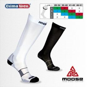 COMPRESS ONE kompresní podkolenky Moose - Ponožkožrout.cz - ponožky ... 580333460a