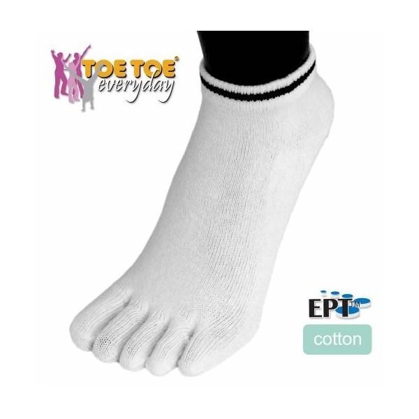 96fa56f42bc TRAINER prstové kotníkové ponožky ToeToe - Ponožkožrout.cz - ponožky ...
