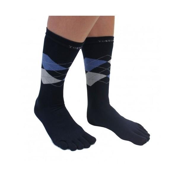 ARGYLE prstové ponožky ToeToe  ARGYLE prstové ponožky ToeToe ... 3ac2c34b40