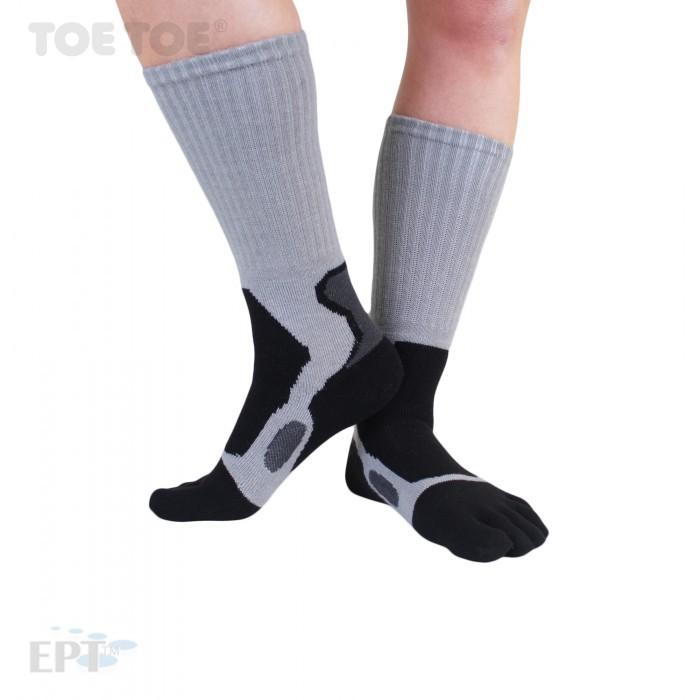 3D walking sportovní prstové ponožky ToeToe