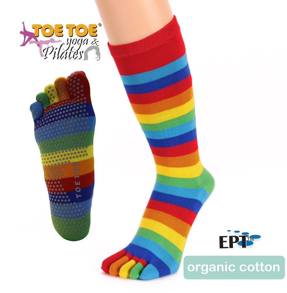 JOGA klasické ABS prstové ponožky ToeToe