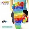 JOGA nízké ABS prstové ponožky ToeToe - 3 pack fdc27851b4