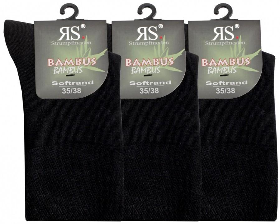 Klasické bambusové ponožky RS