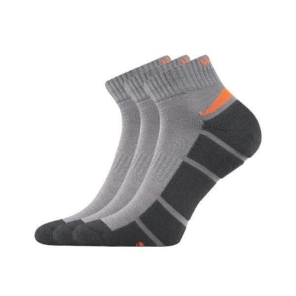 acc4c20737e ASTON antibakteriální kotníčkové ponožky se stříbrem Voxx ...