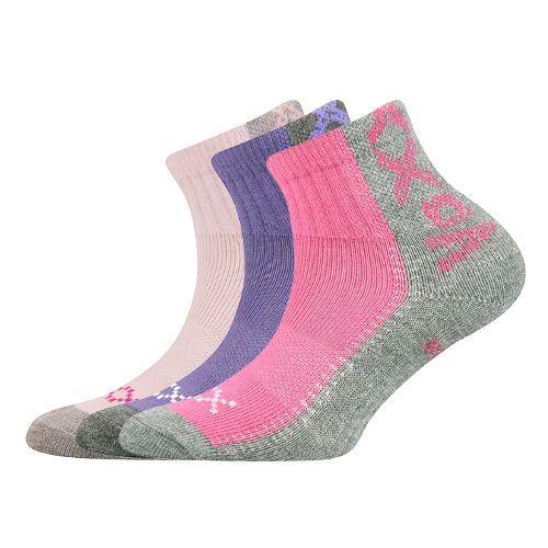 REVOLTIK dětské antibakteriální ponožky se stříbrem Voxx