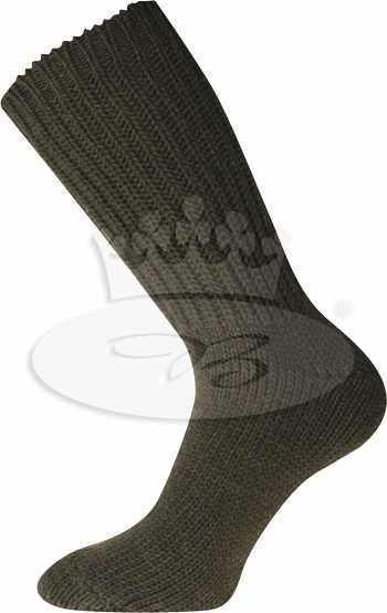MYSLIVECKÉ vlněné extra teplé ponožky