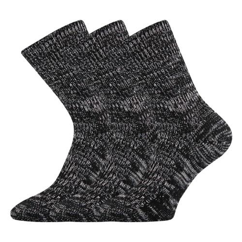 ŘÍP silné zimní pletené ponožky