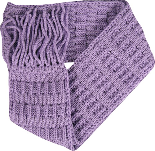 SOUL dětská pletená šála Voxx