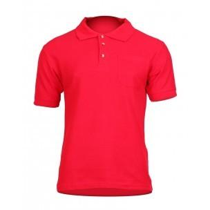 POLO bavlněné tričko s límečkem Lasting