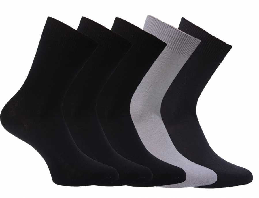 Dámské klasické bavlněné ponožky RS