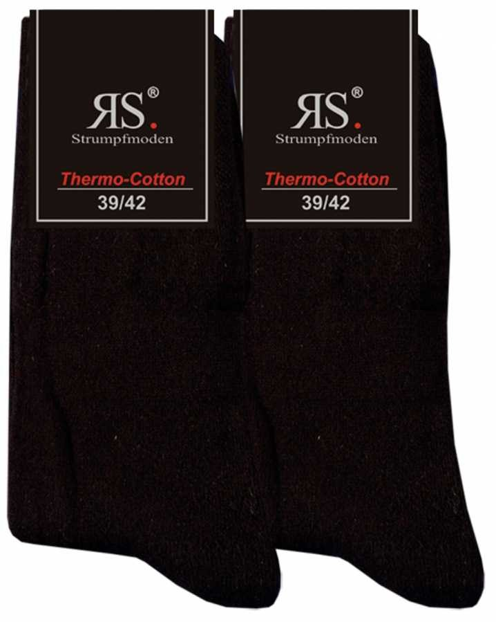 Extra teplé froté ponožky RS