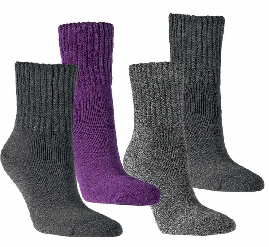 Dámské froté zdravotní ponožky RS