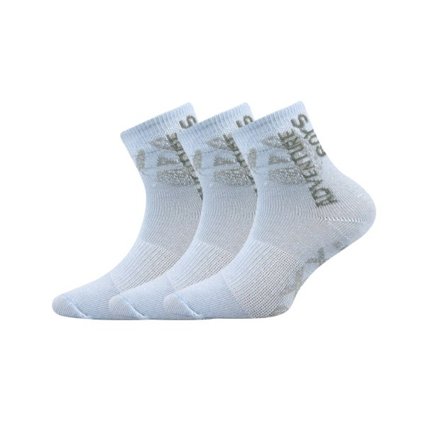 5539efc3bd7e5 ADVENTURIK dětské antibakteriální ponožky se stříbrem Voxx ...