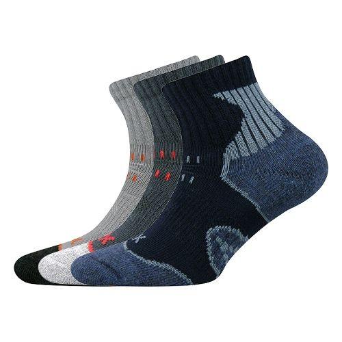FALCONIK dětské cyklistické ponožky Voxx